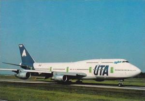 UTA AEROMARITIME BOEING 747-300
