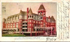 Washington Seattle The Washington 1904