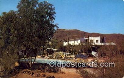 Sahuaro Vista Guest Ranch, Tucson, AZ, USA Motel Hotel Postcard Post Card Old...