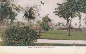 EVANSTON , Illinois , 00-10s ; Lake Front Park