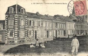 CPA Le CROTOY - Chalets sur la Terrasse du Moulin (121414)