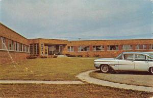 Milan Missouri Sullivan Memorial Hospital Vintage Postcard K82329