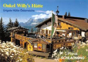 Onkel Willy's Huette Urigste Cabin Planai Schladming