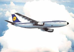 Lufthansa A 300 - Plane