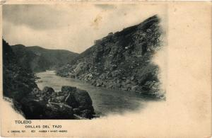 CPA Toledo Orillas del Tajo SPAIN (743840)