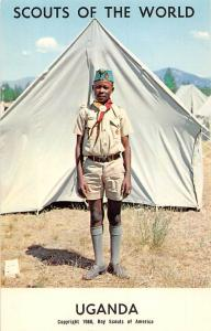 Scouts of the World: Uganda (1968 Boys Scouts of America) Uniform