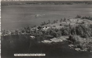 RP: GEORGIAN BAY , Ontario , 1955 ; The Eakins