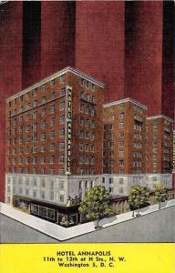 6841 Washington 5, D.C.    Hotel Annapolis,