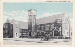 Presbyterian Church , FORREST CITY , Arkansas , 1910s