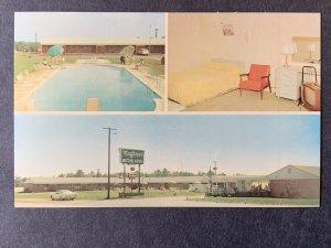 Mayflower Motel Marietta GA Chrome Postcard H1171085326