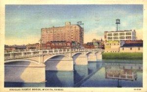 Douglas Ave. Bridge - Wichita, Kansas KS