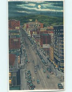 W-Border STREET SCENE Salt Lake City Utah UT W2069