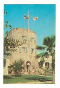 Bluebeard's Castle, St. Thomas, Virgin Island,U.S., 40-60s