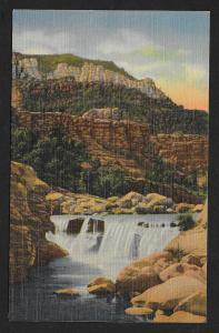 Oak Creek Canyon Northern AZ Unused c1936