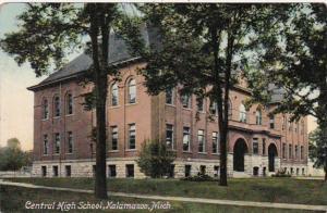 Michigan Kalamazoo Central High School