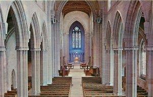 Bryn Athyn Cathedral Church Montgomery County Phila Pennsylvania PA Postcard