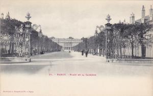NANCY, Place de la Carriere, Meurthe et Moselle, France, 00-10s