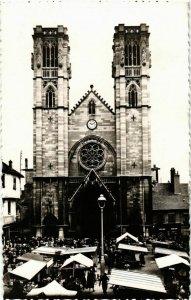 CPA Chalon sur Saone La Cathedrale St.Vincent FRANCE (952606)