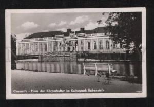 058734 GERMANY Chemnitz Haus der Korperkultur Old