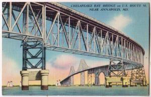 Chesapeake Bay Bridge, Annapolis MD