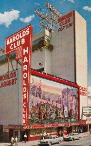 RENO , Nevada , 1950-60s ; Harolds Club Casino