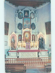 Pre-1980 SAN MIGUEL MISSION Santa Fe New Mexico NM AD1698