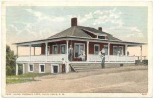 Park House, Sioux Falls, SD 1910s
