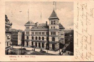 New York Albany Post Office 1907