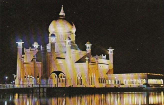 Brunei Masjid Omar Ali Saiffuddin