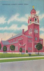 Texas Laredo Guadalupe Church