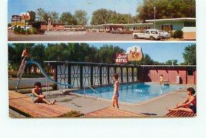 Buy Vintage Nevada Postcards Lariat Motel Fallon