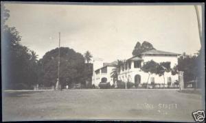 tanzania, TANGA, School Street (1921) Real Photo