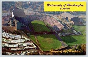 Seattle~University of Washington Stadium~Home of the Huskies~Practice Field~1957