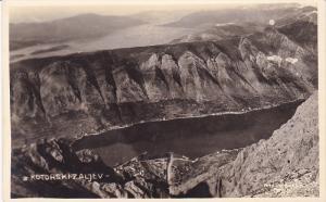RP: Kotorski Zaliv , Montenegro , 00-10s Panorama #2