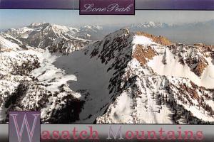 Wasatch Mountians - Lone Peak