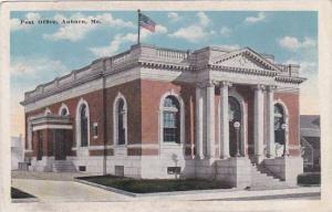 Maine Auburn Post Office