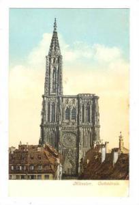 Münster , France , 00-10s;  Strasbourg Cathedral