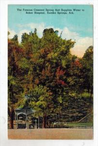 Arkansas Eureka Springs   CRESCENT SPRING