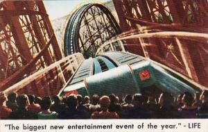 Advertising For Cinerama Theatres 1954