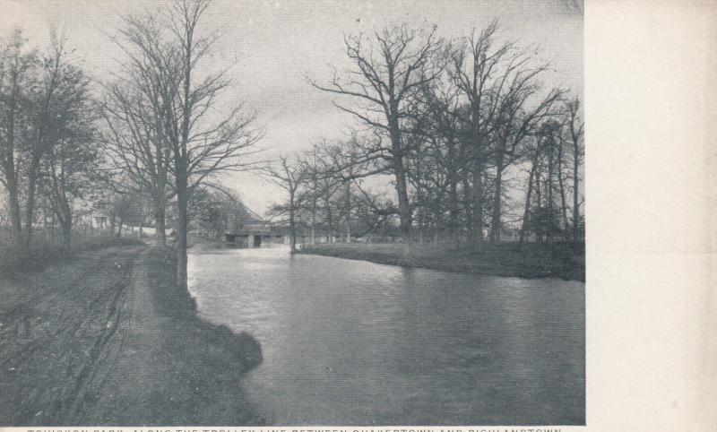 QUAKERTOWN , Pennsylvania, 00-10s ; Tohickon Park ; Version-2