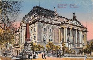 Wiesbaden Theater, Wiesbade Le Theatre