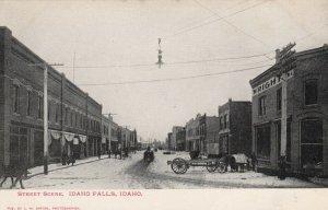 IDAHO FALLS , Idaho, 19001-07 ; Main Street