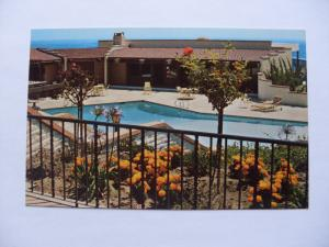 pre-1980 SAN LUIS BAY INN HOTEL Avila Beach California CA Postcard y5566