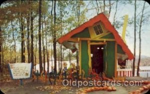 The Enchanted Forest, Old Forge, NY USA Amusement Park Parks, Unused