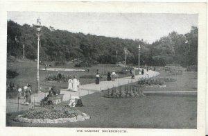 Dorset Postcard - The Gardens - Bournemouth - Ref TZ2649
