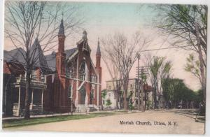 Utica NY - Moriah Church