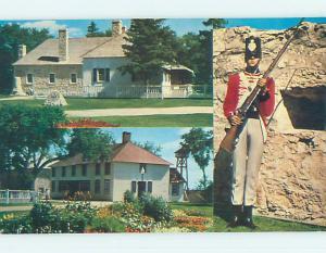 Unused Pre-1980 TOWN VIEW SCENE Selkirk - Winnipeg Manitoba MB p8530
