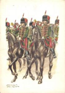 Uniformes Belges, Verzameling Belgische Uniformen Illustrateur James Thiriar