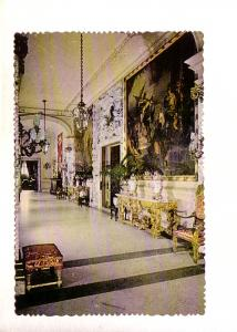 Hall, The Elms, Newport, Rhode Island, Interior
