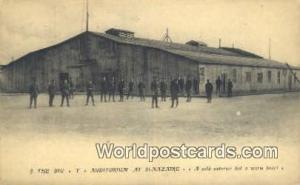 St Nazaire, France, Carte, Postcard The Big Y Auditorium St Nazaire The Big Y...